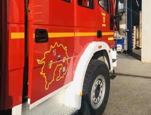 03.06.2020 - ausgelöste Brandmeldeanlage in holzverarbeitendem Industriebetrieb