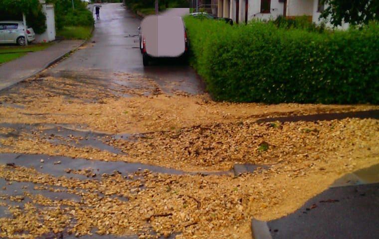 14.06.2020 - Wasserschäden nach Starkregen